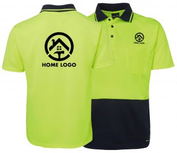 Custom Printed & Embroidered Hi Vis Workwear-18