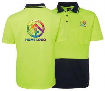 Custom Printed & Embroidered Hi Vis Workwear-21