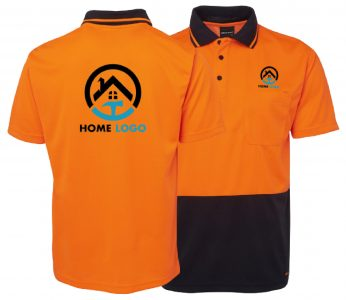 Custom Printed & Embroidered Hi Vis Workwear-23
